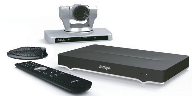 AVAYA SCOPIA XT4200 高清视频会议终端